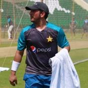 Pakistan team camp