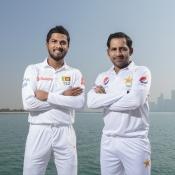 Captains photo shoot