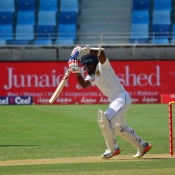 Second Test Day 1