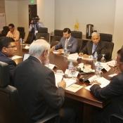 Meeting in Lahore