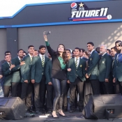 Pepsi-PCB Future 11 - Pakistan U19 team send off the NCA