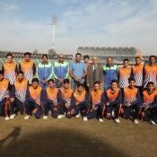 PCB-PEPSI Stars U-16 One Day Tournament 2017/18