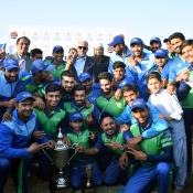 One Day Cup - Departments 2017-18 Final