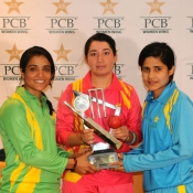 Trophy Unveiling Ceremony at Multan