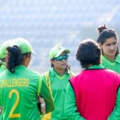 6th Match Triangular One day Women Cricket tournament 2018