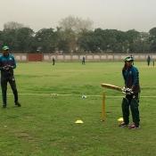 National Training Camp for Pakistan Women Team Tour to Sri Lanka.