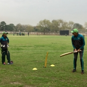 National Training Camp for Pakistan Women Team Tour to Sri Lanka.