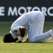 1st Test at Dubai (Day Three)