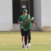 Bangladesh team training session at NSK