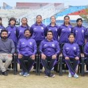Last day of Rawalpindi Zonal U17 Girls Academy.