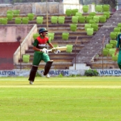 1st One Day - Bangladesh U16 vs Pakistan U16 at Khulna