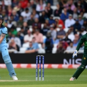 Pakistan vs England at Trent Bridge, Nottingham