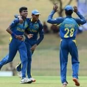 5th One Day Pakistan Under-19s vs Sri Lanka Under-19s at Hambantota