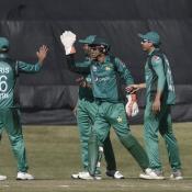 7th One Day Match : Pakistan U-19 vs South Africa U-19 at Durban
