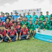 Kuwait Under-19s vs Pakistan Under-19s at Tyronne Fernando Stadium, Moratuwa