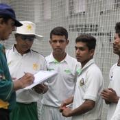 U13 trials for Centeral Punjab