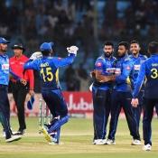 3rd ODI : Pakistan vs Sri Lanka at NSK