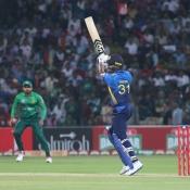 2nd T20I : Pakistan vs Sri Lanka at GSL