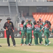 1st T20I : Pakistan Women vs Bangladesh Women