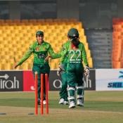 1st T20I : Pakistan Women vs Bangladesh Women