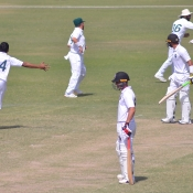 Day 2: Balochistan vs Khyber Pakhtunkhwa