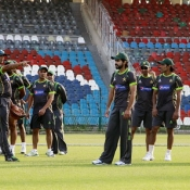 Pakistan team camp morning & evening sessions day 9