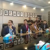 ICC Anti Corruption talk at NCA