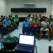 Lecture On Anti-Corruption For Emerging Players