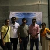 Team Pakistan Visit to Labour Camp