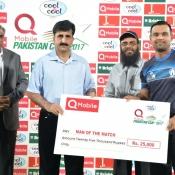 Match 08 - Sindh vs Khyber Pakhtunkhwa (25 April 2017)