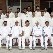 Khan Research Laboratories team Group Photo