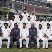Lahore Region Whites team Group Photo
