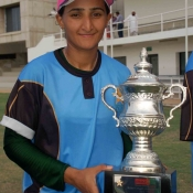 Women Cricket Triangular T20 Tournament 2012 Final in Karachi