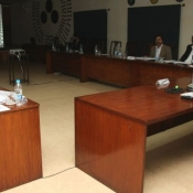 PCB Governing Board meeting