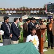 Faysal Bank T20 inagural ceremony