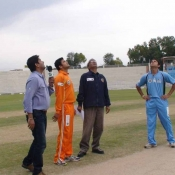 Faysal Bank One Day Cup 2012-13 Final between Lahore Lions and Karachi Zebras