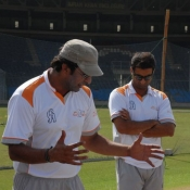 PCB-UFONE Fast Bowler camp at National Stadium Karachi