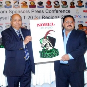 Nobel TV DM Jamali Ibexes Faysal Bank T20 Cup 2014  Team Sponsor