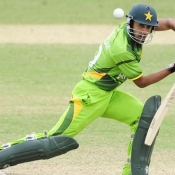 Pakistan Under-19s v India Under-19s in ICC Under-19 World Cup 2012 match