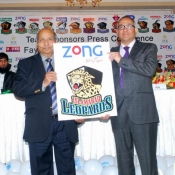 Zong Islamabad Leopards Faysal Bank T20 Cup 2014  Team Sponsor