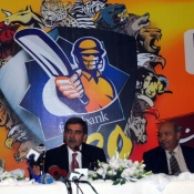 Press conference of Faysal Bank T20 Cup 2013/14