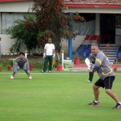 Day 3 Pictures of Pakistan Team Camp at Abbottabad