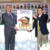Zong Lahore Eagles Faysal Bank T20 Cup 2014  Team Sponsor