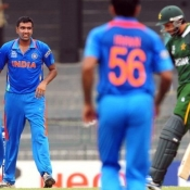 Pakistan vs India in ICC World T20 2012 warm up match at Colombo