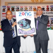 Zong Peshawar Panthers Faysal Bank T20 Cup 2014  Team Sponsor
