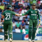 Pakistan vs New Zealand match in World T20 2012 at Pallekele