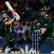 Pakistan vs Australia, Super Eight, ICC World T20 2012