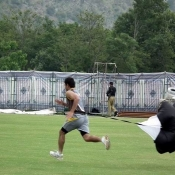 Day 4 Pictures of Pakistan Team Training Camp at Abbottabad