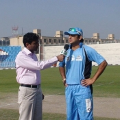 Faysal Bank One Day cup 2012-13 2nd Semi Final between Zebras and Dolphins