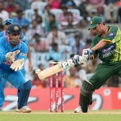 Pakistan v India series 2012